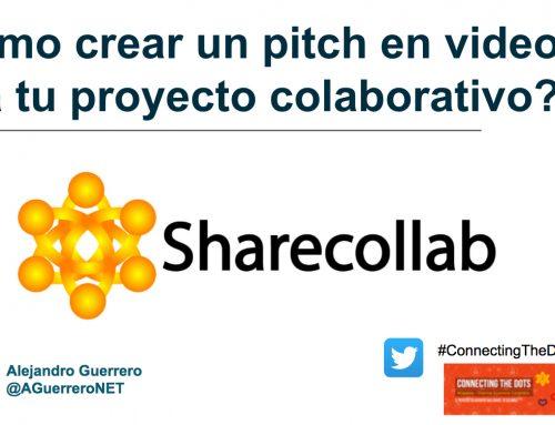 ¿Cómo crear un pitch en video para un proyecto colaborativo?