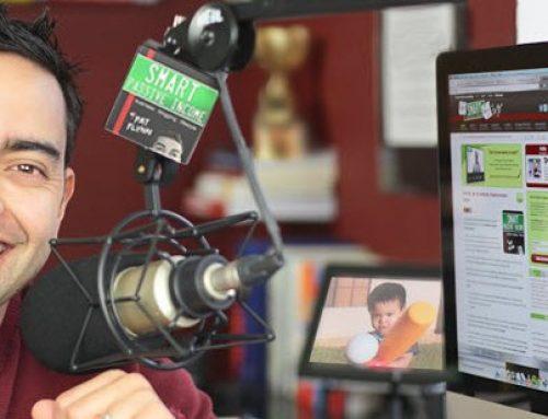 Pat Flynn. Convirtiendo el fracaso del despido en la oportunidad del podcast.