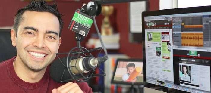 Pat Flynn. Convirtiendo el fracaso del despido en la oportunidad del podcast