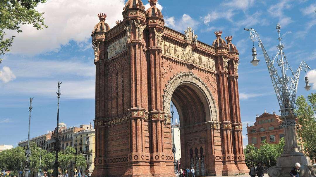Arco del Triunfo Barcelona