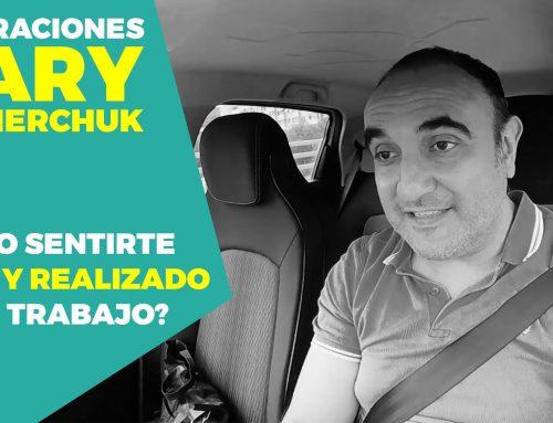 ¿Cómo sentirte feliz y realizado en tu trabajo? Las claves del éxito de Gary Vaynerchuck