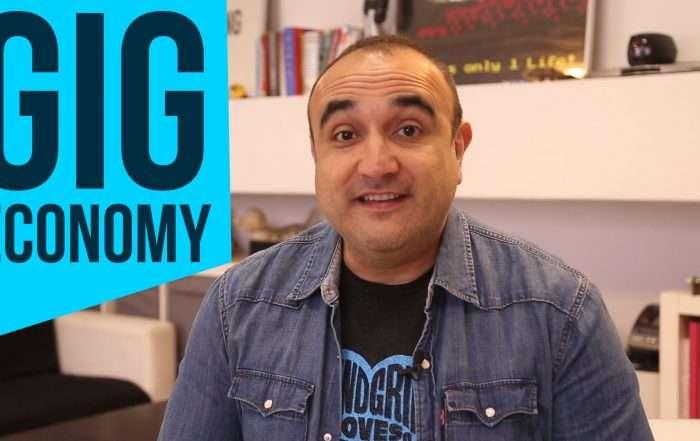 Qué es y cómo te afecta la Gig Economy