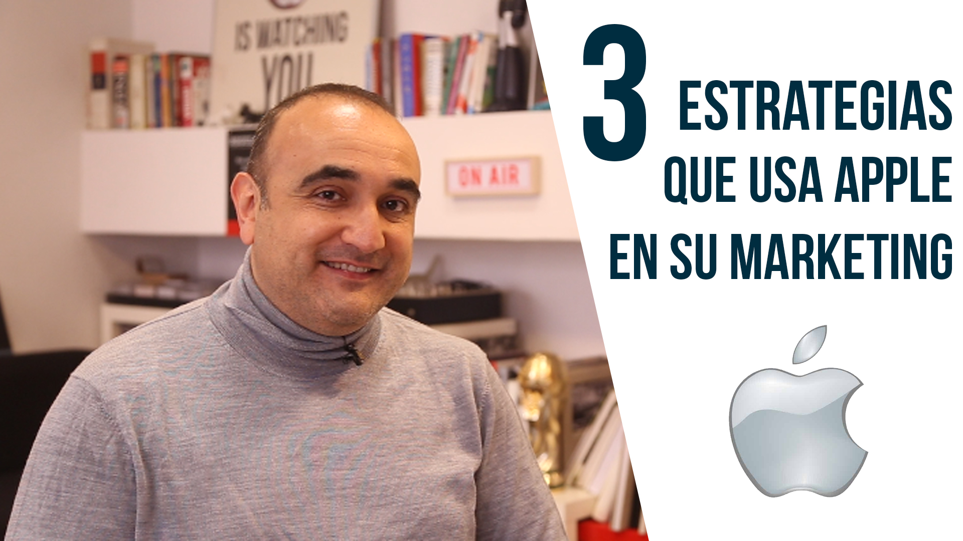 3 Claves de la Estrategia de Marketing de Apple