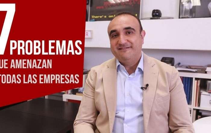 7 problemas que amenazan a todas las empresas