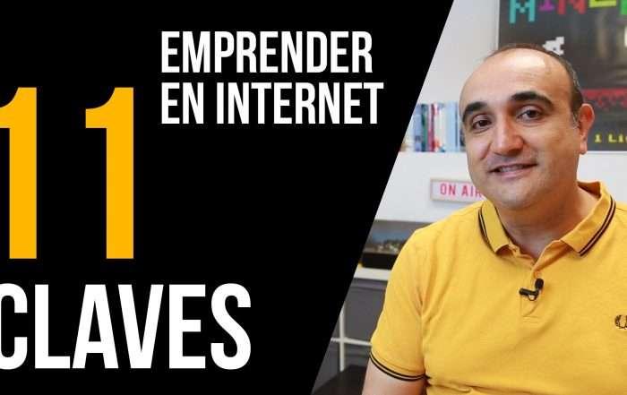 Emprender un negocio por Internet en 2019