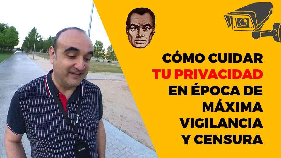 Cómo cuidar tu privacidad