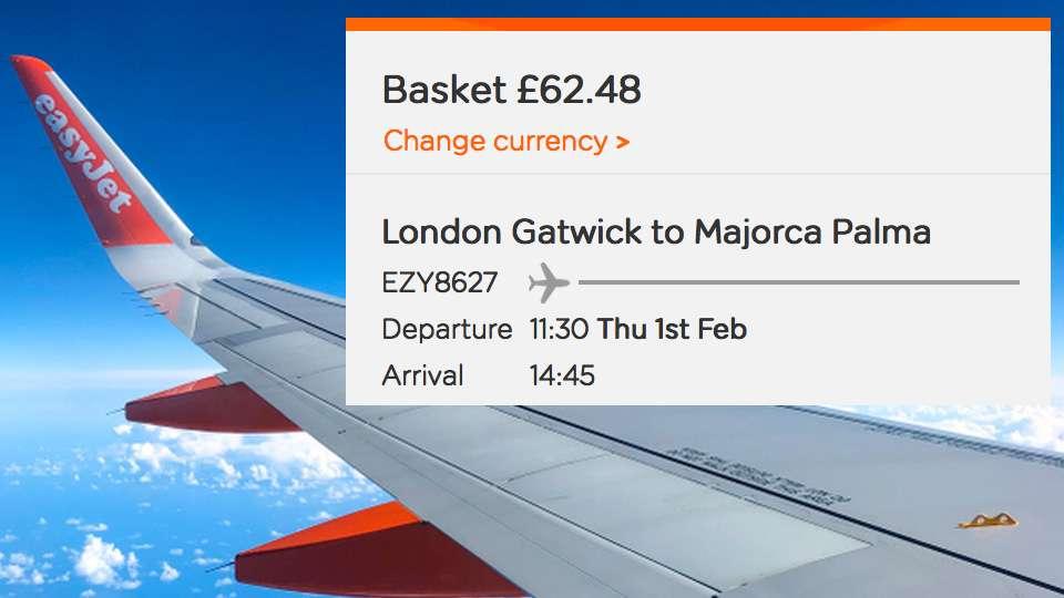 Easyjet compite en precio como muestra de valor a sus clientes