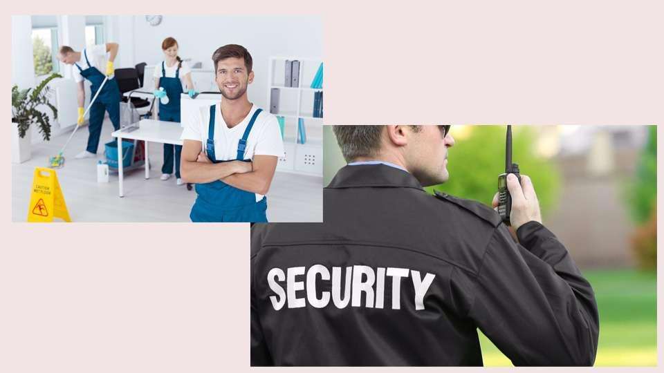 Outsourcing de Seguridad y Limpieza