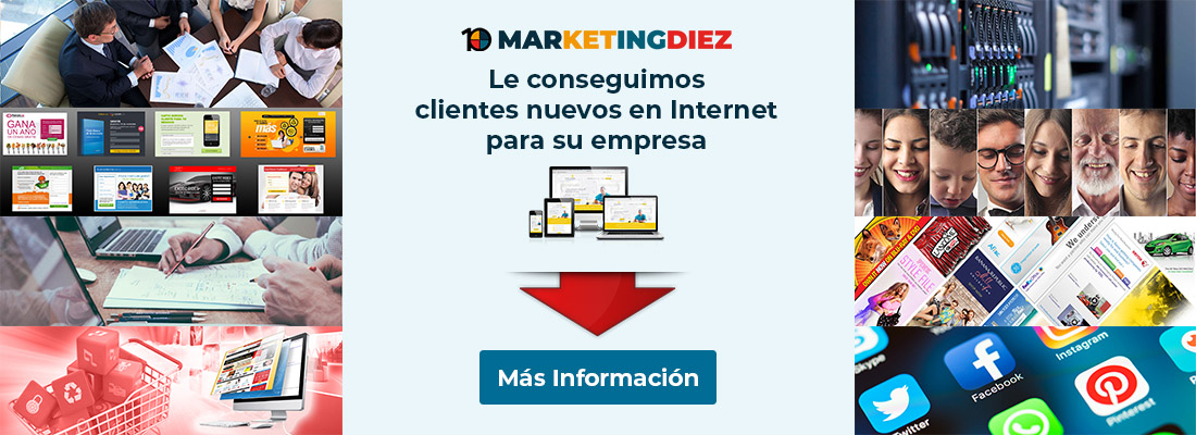 Marketing Diez - Marketing Digital para Empresas